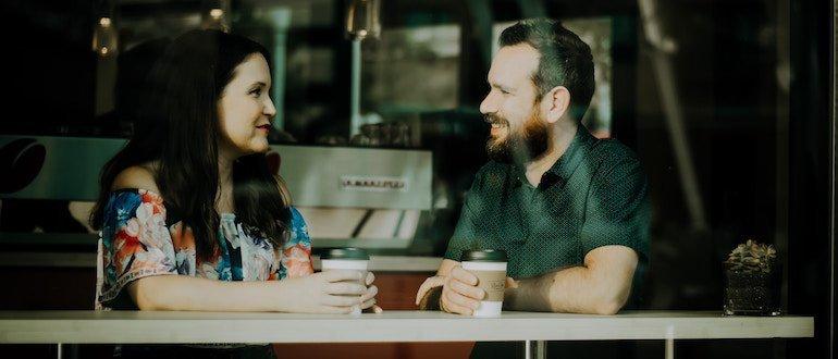 Conversation with spouse